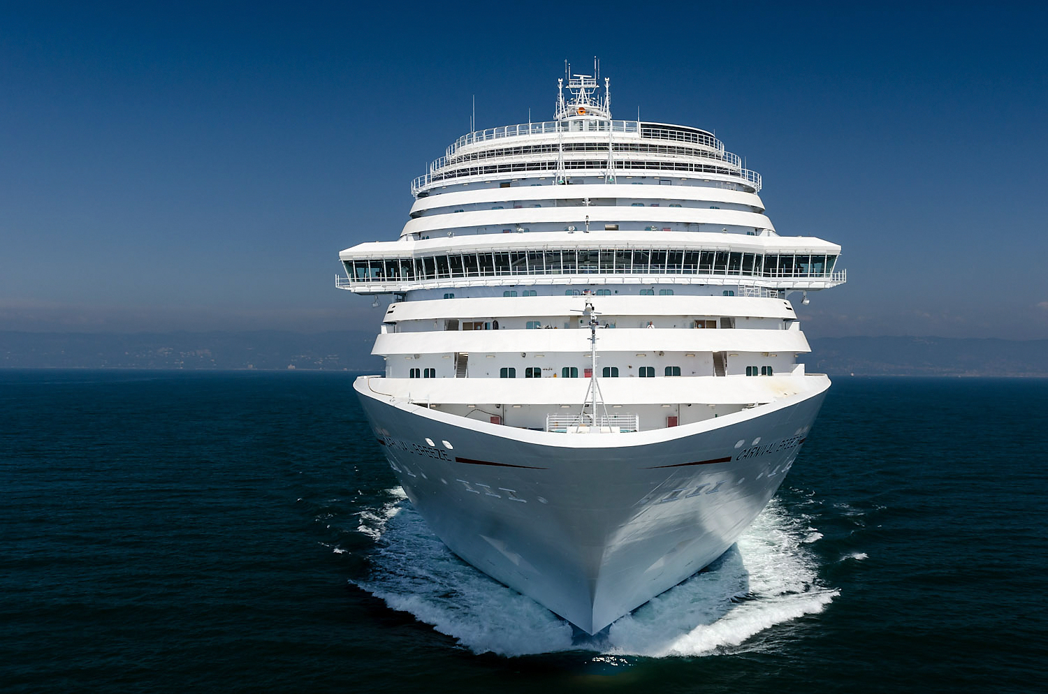 Carnival Corp Forms Joint Venture in China | Ships Monthly