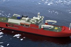 Serco Australia wins contract for icebreaker