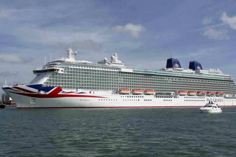 Southampton crowned cruise capital of UK