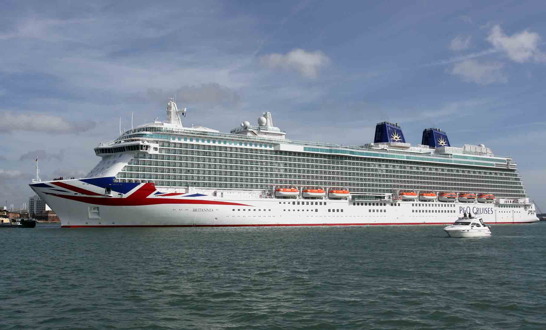Southampton Crowned Cruise Capital Of UK  Ships Monthly
