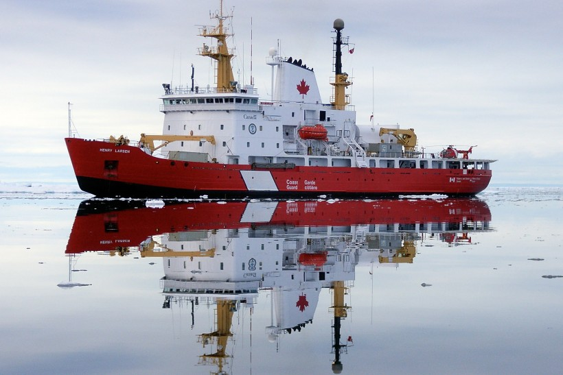 Canadian Coast Guard awards contracts | Ships Monthly