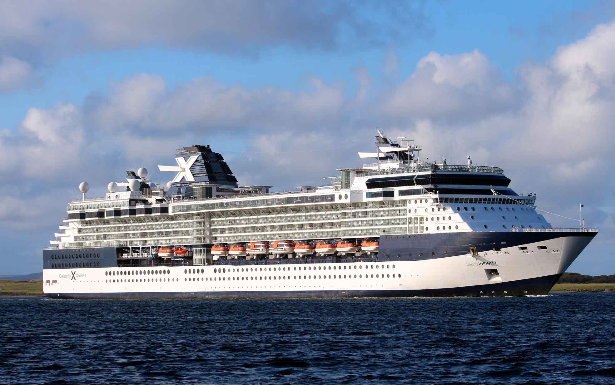 Ship Refresh Showdown featuring Celebrity Summit and ...