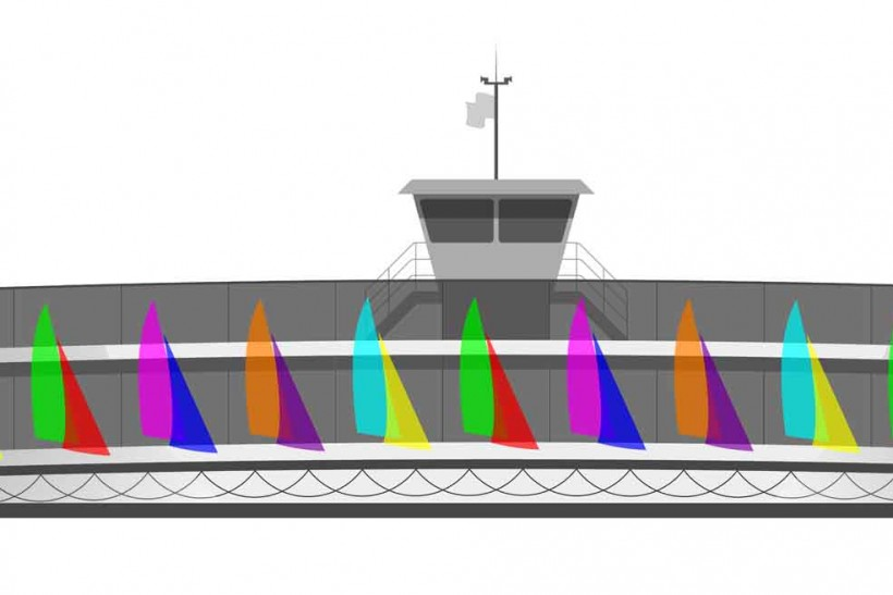 Shipyard Appointed to Build New Cowes Chain Ferry
