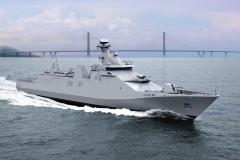 Damen frigate for Indonesia