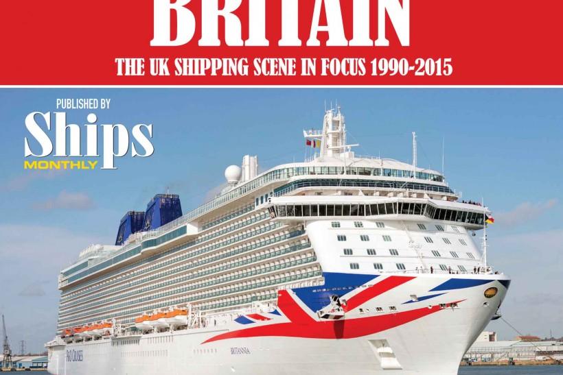 Maritime Britain captured in new book