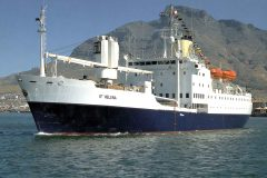 Sale of RMS St Helena announced
