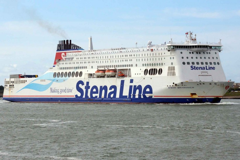 stena line 2015 strong passenger growth ships monthly. Black Bedroom Furniture Sets. Home Design Ideas