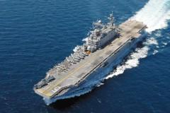 US Navy Decommissions USS Peleliu