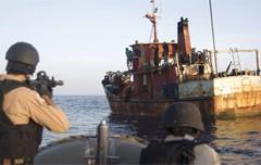 Piracy hits the headlines again