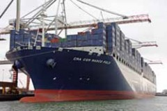 How big can container ships get?