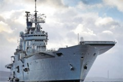 What future for the Royal Navy?