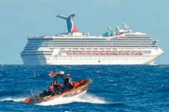 Cruise ships in the news