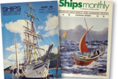 Half a century of Ships Monthly