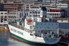REFRIGERATION SHIP: A future for the Reefer?