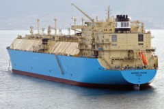 LNG CARRIERS: Maersk to offload LNG