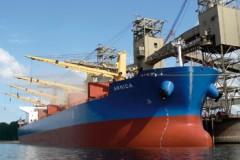 BULKERS: A modern bulk carrier