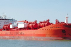 TANKERS: Parcel tankers on the up