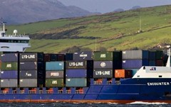 AGROUND: Vessel runs aground off Greenock