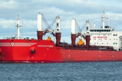 BULKER: Biomass cargoes for Drax