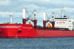 BULKER: Biomass cargoes for Drax