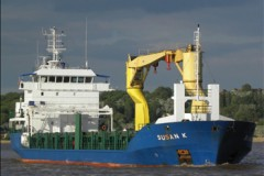 CARGO SHIP: Seized by pirates