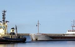 COASTER: In trouble in the North Sea