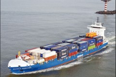 CONTAINER SHIPS: Samskip gets two feeders