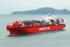 REEFER: World's biggest reefer ship