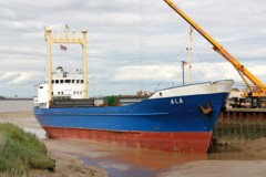 COASTER: Different cargo for Barrow Haven