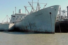 HISTORIC CARGO SHIPS: Sea Racers scrapped