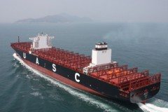CONTAINER SHIPS: First for United Arab SC