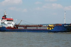SHIP SINKING: Cargo ship sinks off Welsh coast