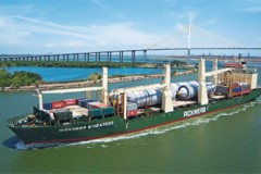 CONTAINER SERVICE: New port call for Rickmers