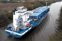 COASTAL CONTAINER: Service resumed from Irlam