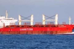 Bulk carrier: Bulk carrying round the world