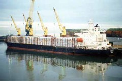 BULK CARRIER: Forced to call on Wearside