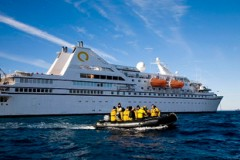 QUARK EXPEDITIONS: Launches Larger Vessel for Antarctic