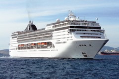 MSC CRUISES: Powerless Opera in Baltic