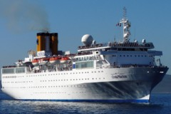 TAAJ CROISIERES: French charter Costa ships