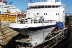 SAGA CRUISES: Busy times for Saga