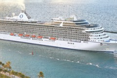 OCEANIA CRUISES: Marina is first newbuild