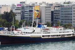 ROYAL OLYMPIC: Last Epirotiki ship for scrap