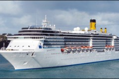 COSTA CRUISES: Costa returns to Red Sea