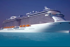 PRINCESS CRUISES: New Royal Princess unveiled