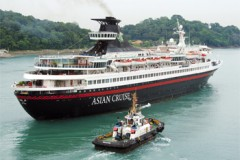 CASINO SHIP: New life for RCI veteran