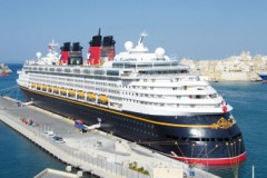 DISNEY CRUISE LINE: Disney's new Fantasy