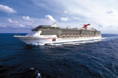 CARNIVAL CRUISES: Year-round from the Big Apple