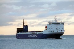 FERRY REDEPLOYMENT: Dublin pair quickly moved