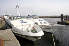 GOUROCK-DUNOON: Argyll Ferries get Clyde route