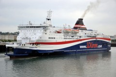 ENGLISH CHANNEL: Portsmouth return for Norman Spirit